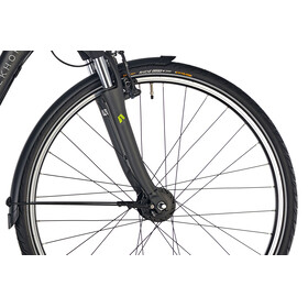 Kalkhoff Agattu 8R Wave - Vélo de ville - noir